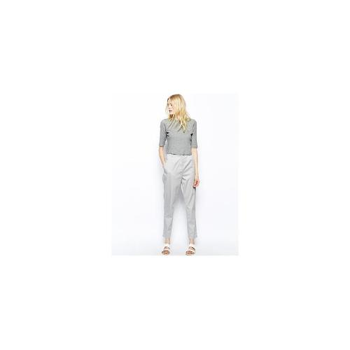 Just Female Relaxed Tailored Trousers