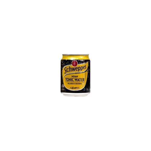 Schweppes Tonic Water 250mL Pack/24