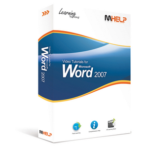 Mhelp Learn Word 07