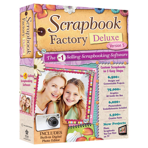 Scrapbook Factory Deluxe Version 5