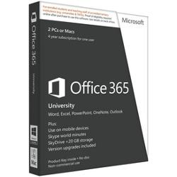 Office 365 University 4 Year - 1 User