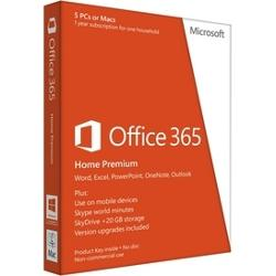 Office 365 Home Premium 1 Year - 5 User