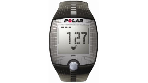 Polar FT1 Heart Rate Monitor Grey