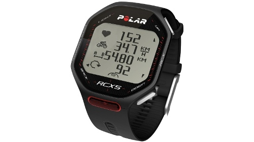Polar RCX5 Heart Rate Monitor - Black