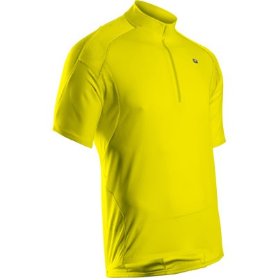 SUGOi Neo Road Jersey S/S Yellow - Mens, L