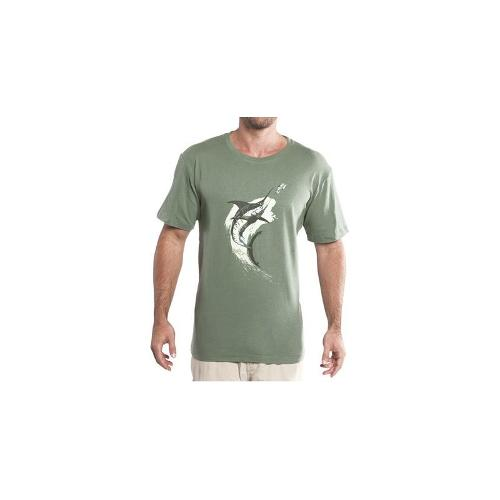 Explore 360 Marlin Tee - Mens, Seaspray, XL