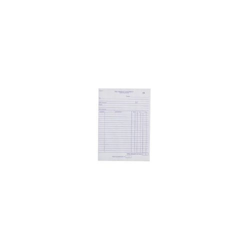 Olympic Invoice & Statement Carbon Triplicate No.627