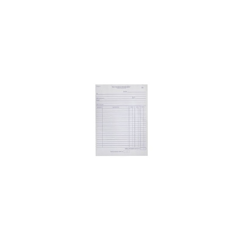 Olympic Invoice & Statement Carbonless Triplicate No.727