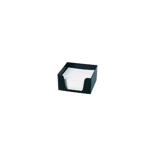 SWS Memo Cube with refill - Black