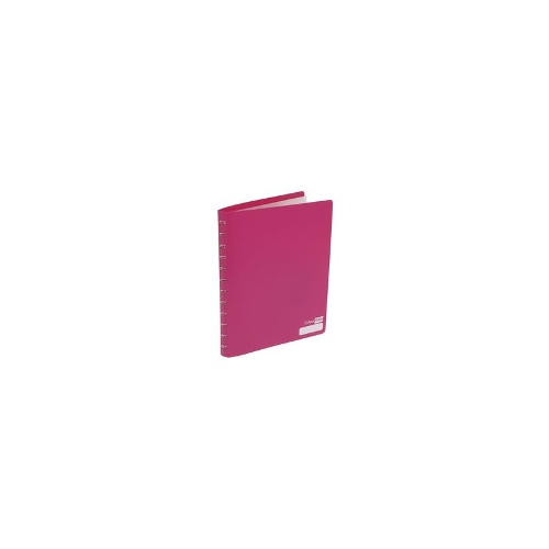 Colourhide Heavy Weight Display Book Pink