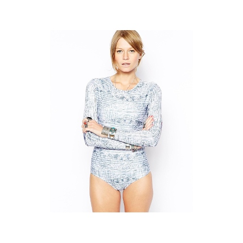 Lithium Long Sleeved Swimsuit