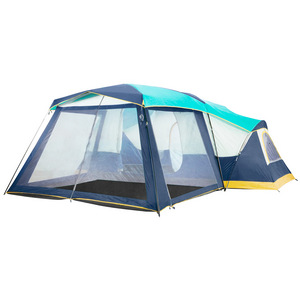 Rough IT 8 Person Cabin Dome With Screen House