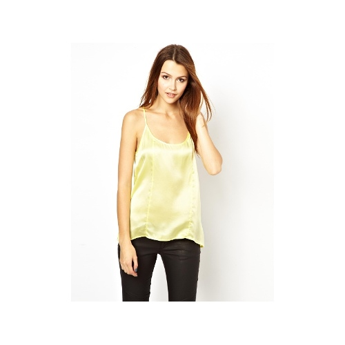 Halley Silk Top