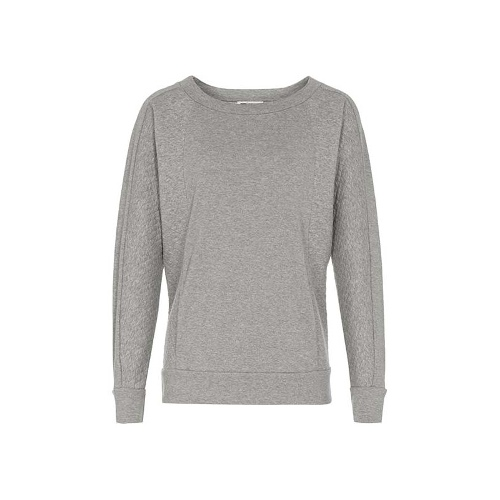 Reiss Pisces QUILTED SWEATSHIRT