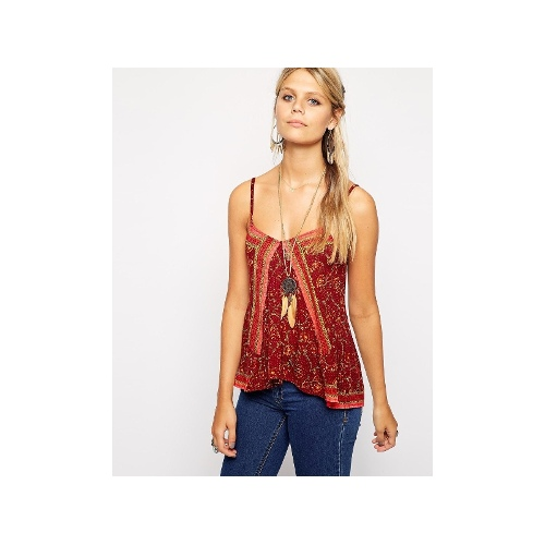 Printed Woven Cami