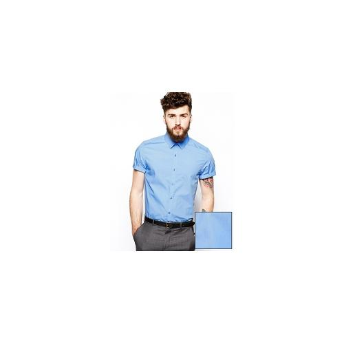 ASOS Smart Shirt In Short Sleeve