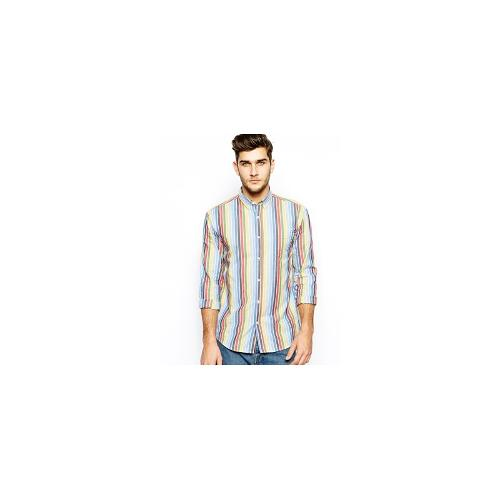 Selected Shirt In Multi Colour - Multi