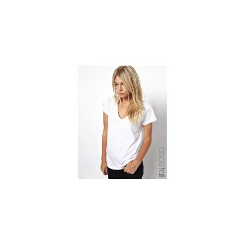 ASOS TALL T-Shirt With V-Neck