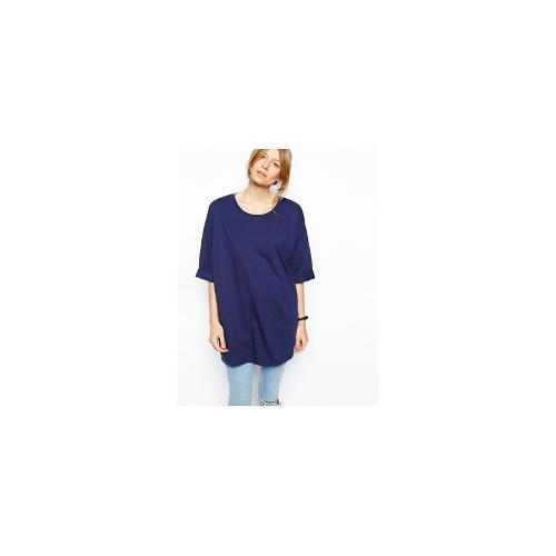 ASOS Oversized T-Shirt - Navy