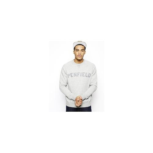 Penfield Sweatshirt with Collegiate Logo