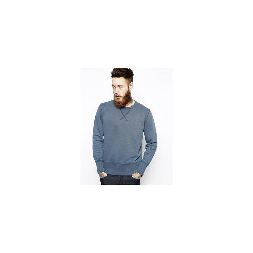 YMC Basic Sweatshirt - Navy