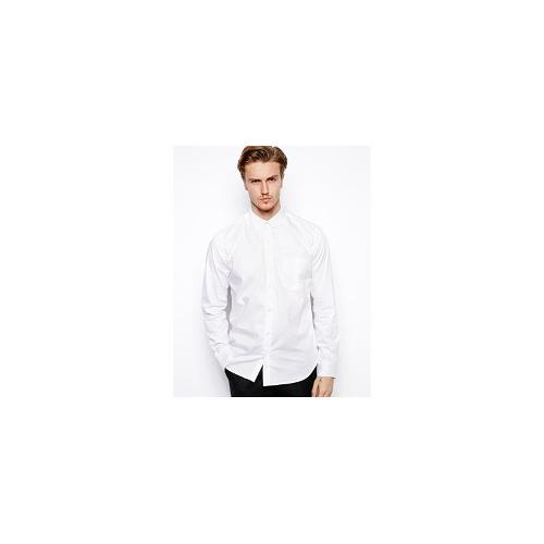 French Connection Shirt Oxford - White