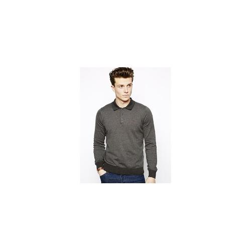Peter Werth Polo Shirt With Long Sleeve