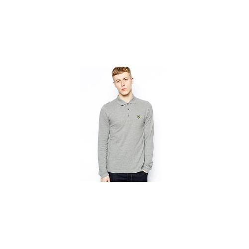 Lyle & Scott Vintage Polo with Long Sleeves