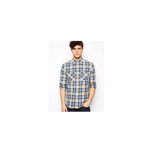 Denim & Supply Ralph Lauren Check Shirt - Blue