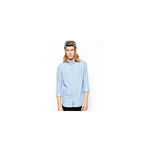 Arvust Denim Shirt - Light blue denim