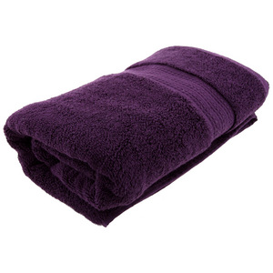 House x Home Collection Egyptian Combed Cotton Bath Towel - Purple