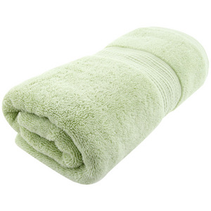 House x Home Collection Egyptian Combed Cotton Bath Towel - Green