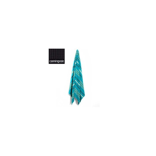 Canningvale Deluxe Cotton Velour Beach Towel - Hastings