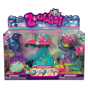 Zooble Small Playset