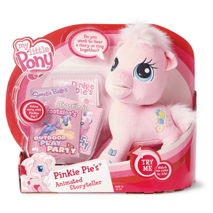 My Little Pony Pinkie Pie Animated Storyteller