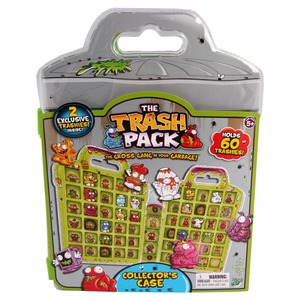 The Trash Pack Collector Case