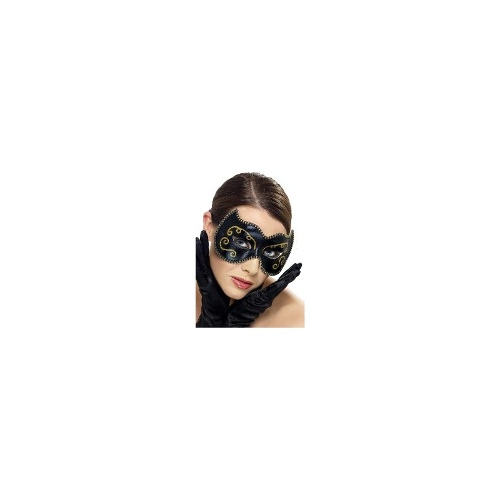 Adult Persian Eyemask Smiffys Halloween Fancy Dress Accessory