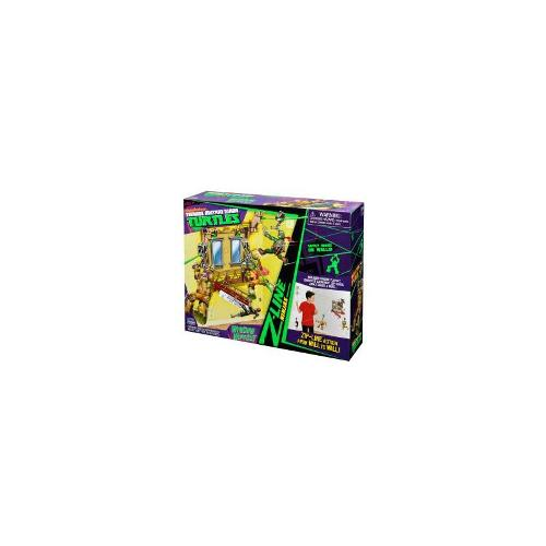TMNT Z Line Basic Playset Window Wipeout