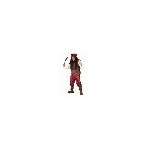 Plus Size High Seas Buccaneer Costume for Men