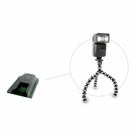 Gorillapod Flash Connection Plate (For SLR)