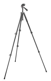 Manfrotto MK293A3 Tripod Kit with 3 Way QR Head