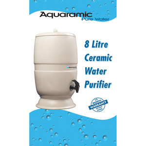 Aquaramic Ceramic 8L Water Purifier