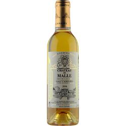 Château De Malle Sauternes 2006 375mL In any six