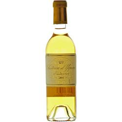 Château d'Yquem Sauternes 2004 375mL In any six