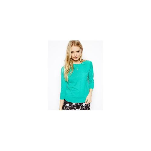ASOS Pocket Jumper - Green