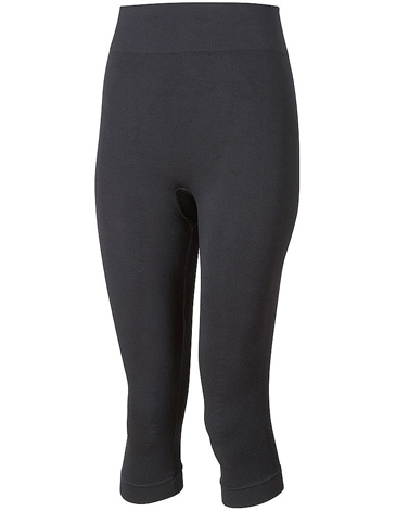 Seamless Compression Run Capri