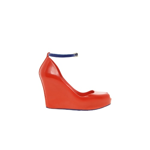 Patchuli Red Heeled Sandal