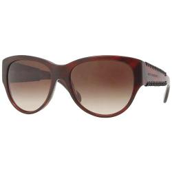 Burberry 4121Q 332213 sunglasses (size 58mm) : Red tortoise