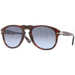Persol 0649 24/86 sunglasses (size 52mm) : Tortoise