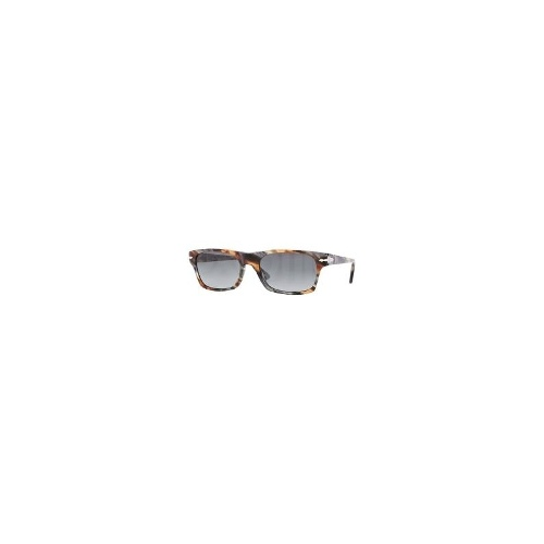 Persol sunglasses 3037 Brown Spotted Blue / Brown (size 54mm)